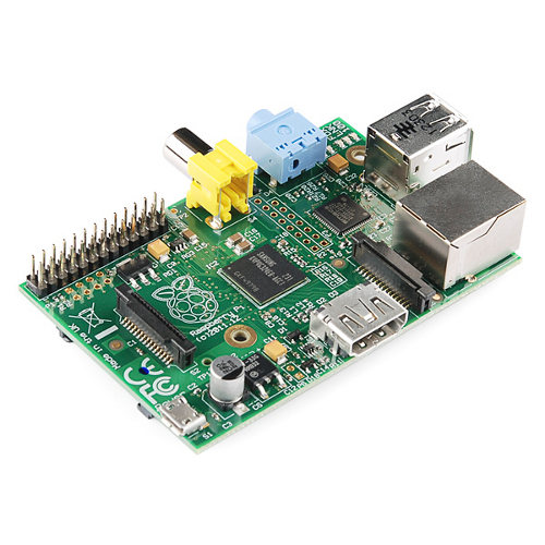 Raspberry Pi Model B - Rev 2.0