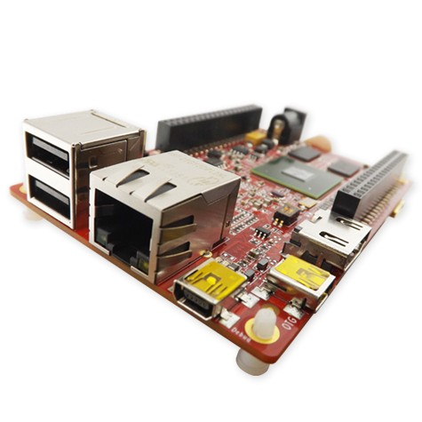 MarS Board Freescale i.MX6 Dual Processor Development Board