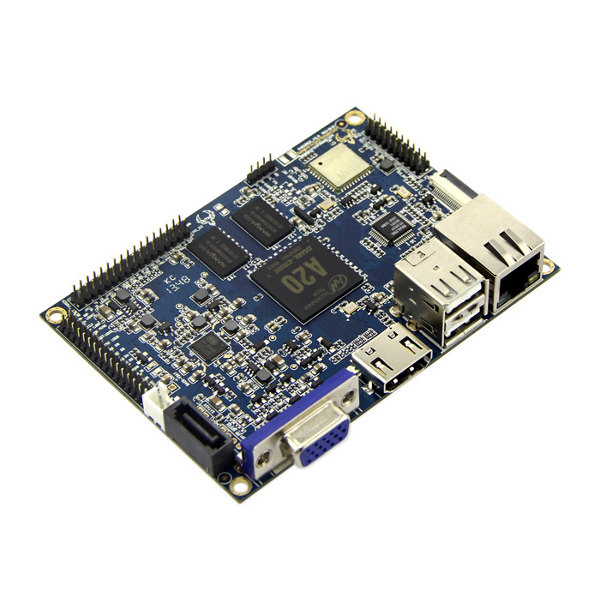 PhoenixA20 - ARM A7 Pico-ITX Board