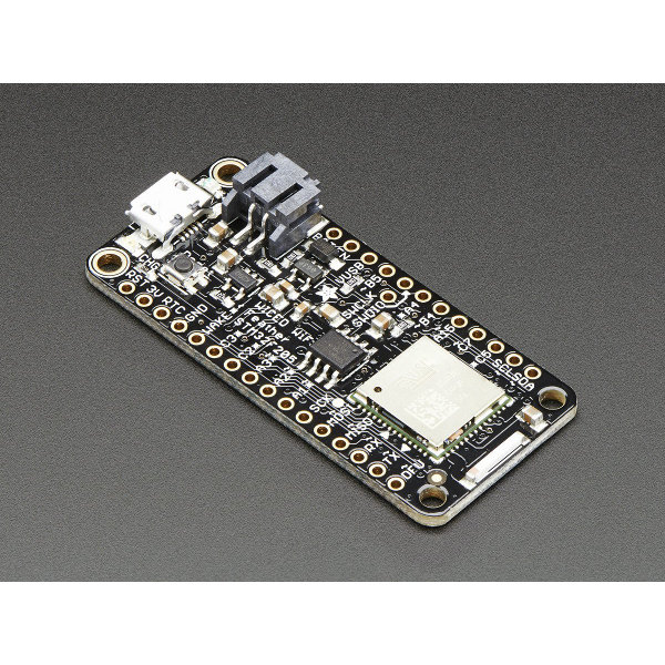 Adafruit WICED WiFi Feather - STM32F205 w/ Broadcom WICED WiFi