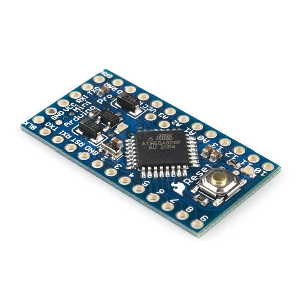Arduino Pro Mini 328  (3.3V/8MHz)