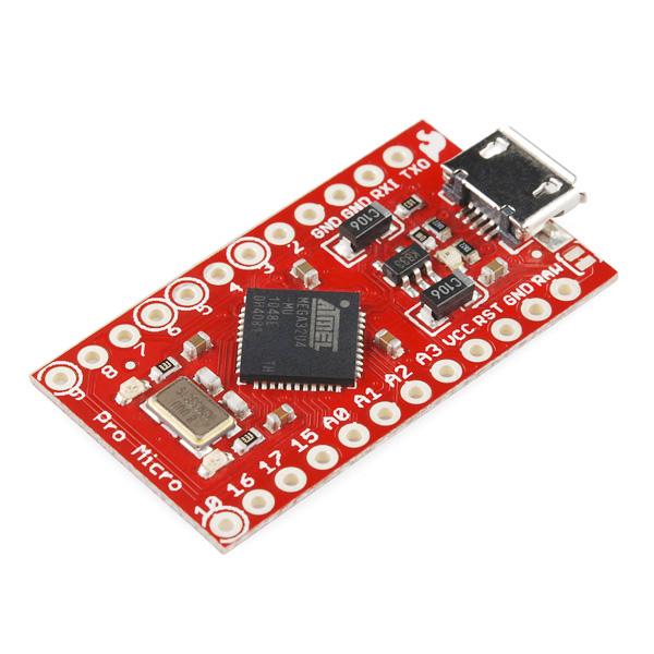 Pro Micro (3.3V/8MHz)