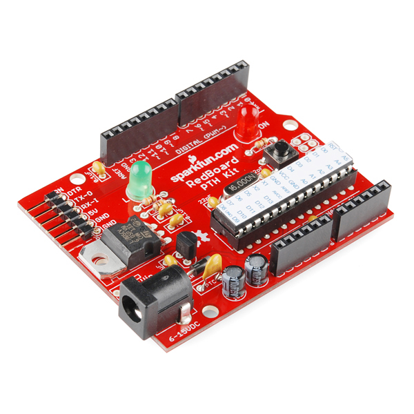 RedBoard - PTH Kit
