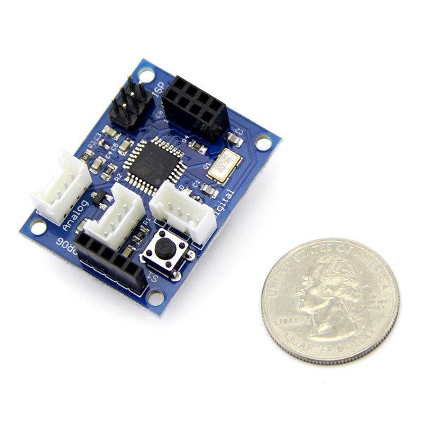 DevDuino Sensor Node (ATmega 328)