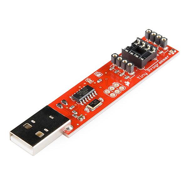 Tiny AVR Programmierer