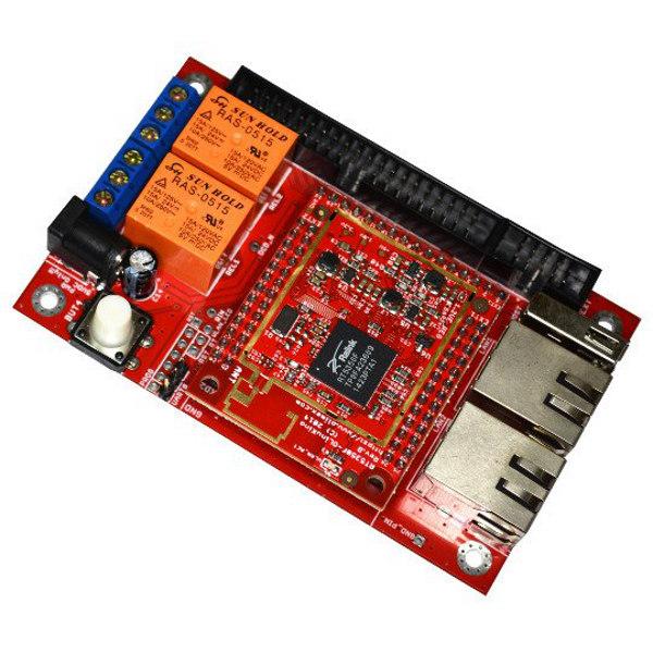 RT5350F-OLinuXino-EVB - OpenWRT