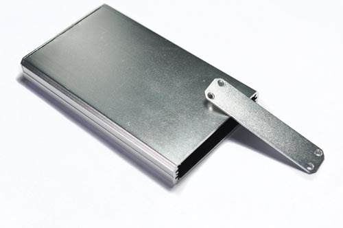 Aluminium Case for small projects - 111 x 67 x 16 mm