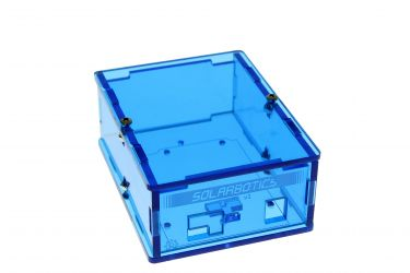 SAFE - Solarbotics Arduino Freeduino Enclosure (blue)