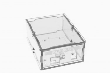 SAFE - Solarbotics Arduino Freeduino Enclosure (clear)