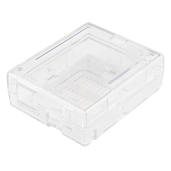 Arduino Y�n Enclosure - Clear Plastic
