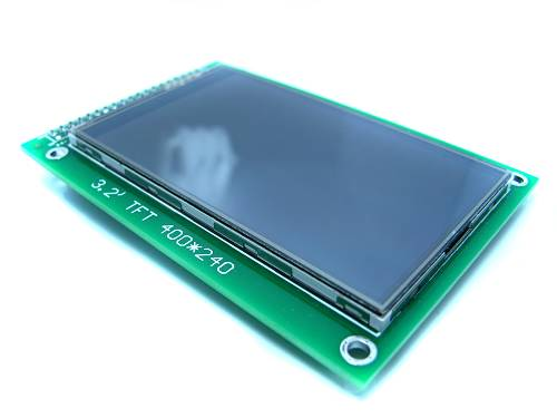 "3.2"" Widescreen TFT LCD Screen Module: ITDB02-3.2WD"
