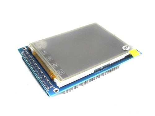 3.2&quot; TFT LCD Touch Shield for Arduino