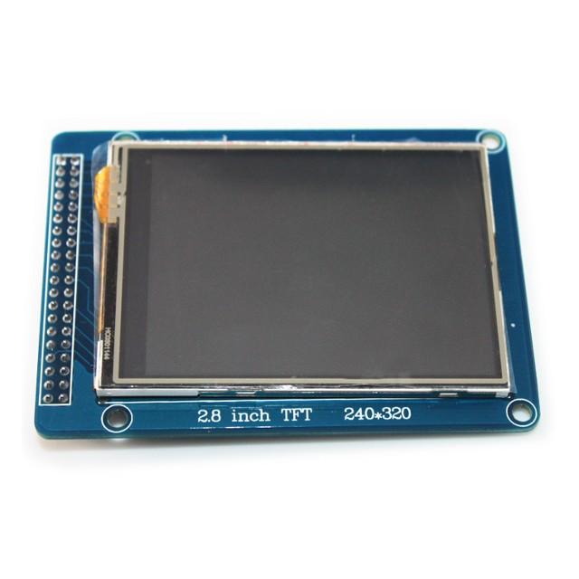 "2.8"" TFT LCD Screen Modul: TFT01-2.8"
