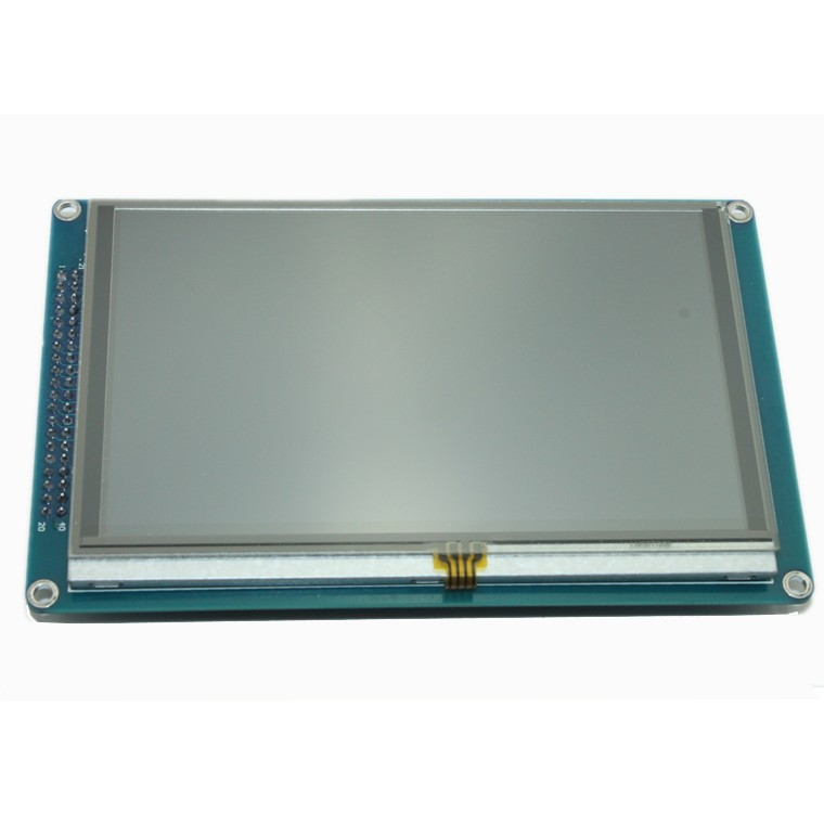 "7.0"" TFT LCD Screen Module: TFT01-7.0"