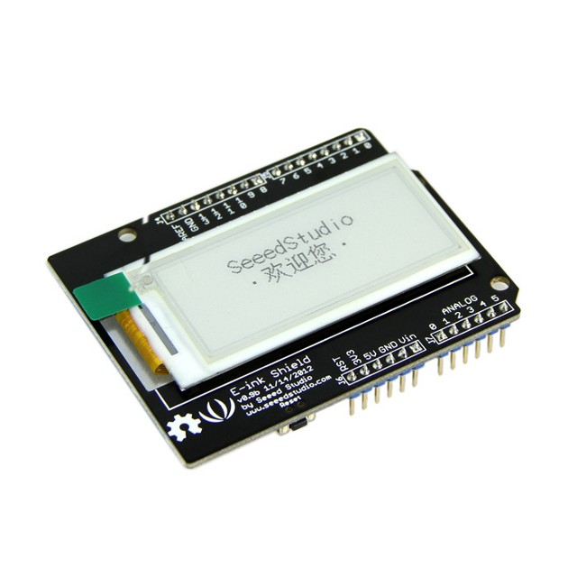E-Ink Display Shield