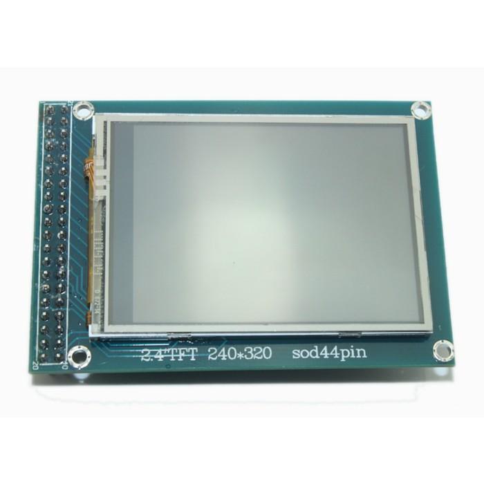 "2.4"" TFT LCD Screen Module: TFT01-2.4"