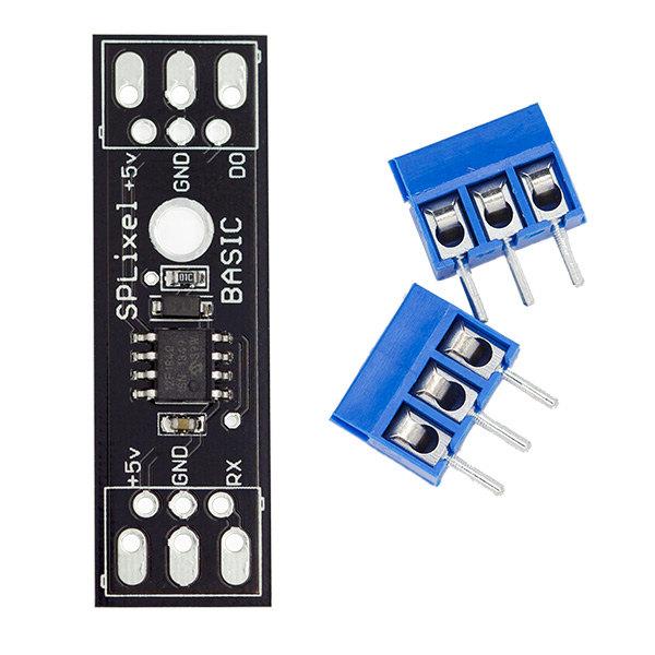 SPLixel Basic - RGB LED Controller