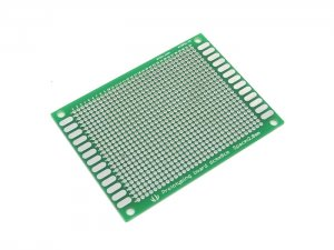 ProtoBoard 6cm * 8cm - 2.0mm