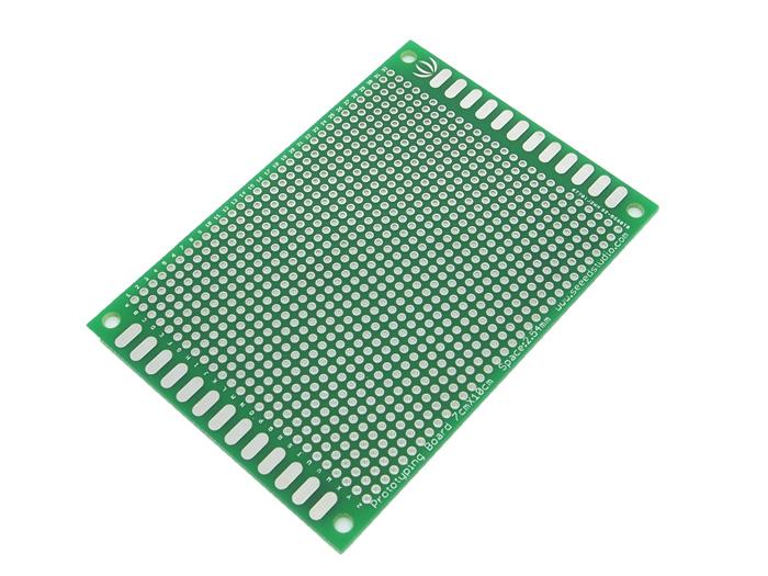 ProtoBoard 7cm * 10cm - 2.54mm