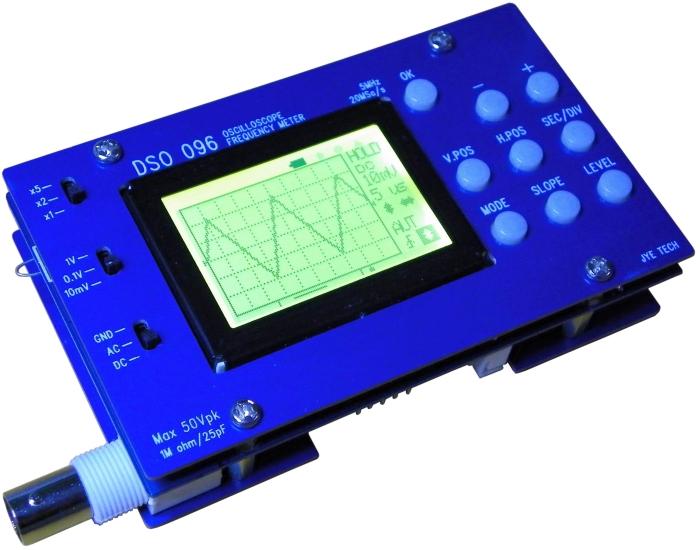 DSO 096 Oscilloscope