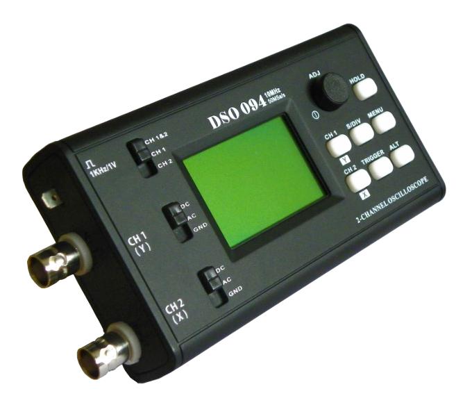 DSO 094 Oscilloscope