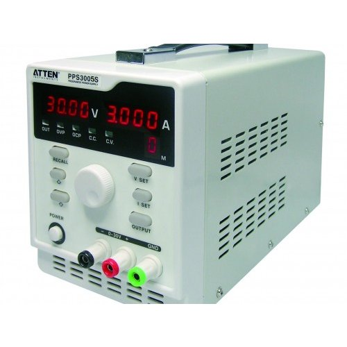 PPS3005S Single Programmable Regulated DC Power Supply