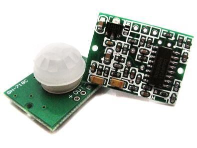 Tiny PIR Motion sensor module