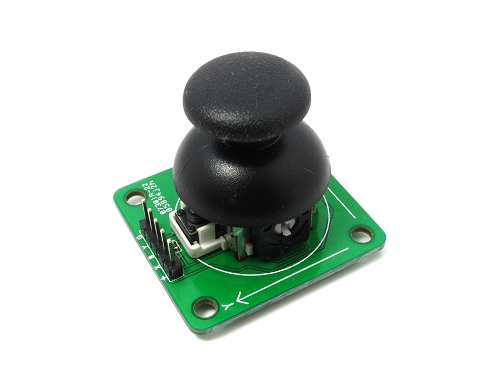 Joystick breakout module