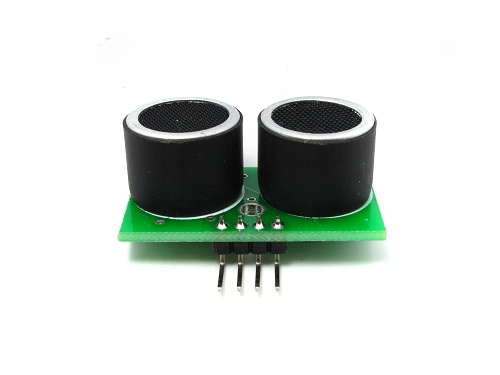 Non blind zone ultrasonic module: SDM-IO