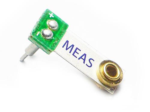 Piezo Sensor - MiniSense 100 (90�)