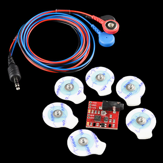 Muscle Sensor v3 Kit