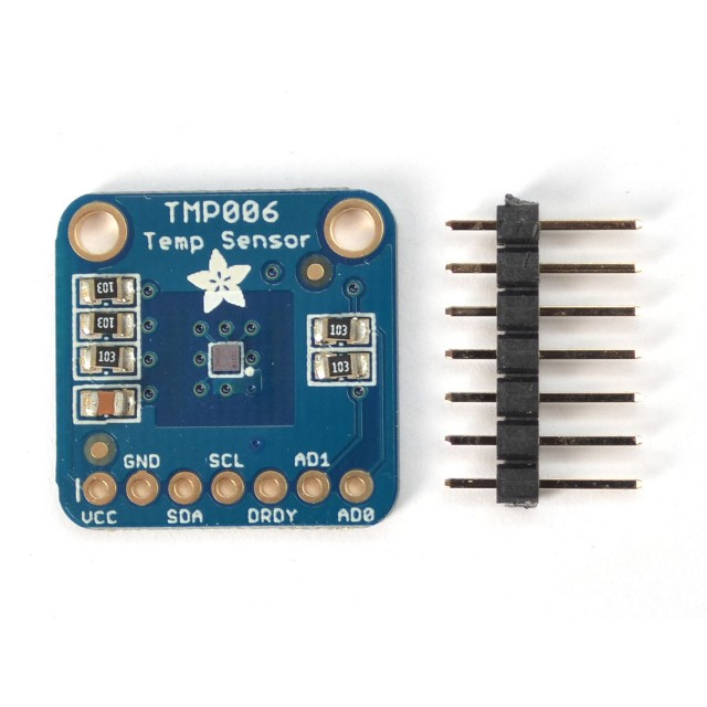 Contactless Infrared Thermopile Sensor Breakout (TMP006)