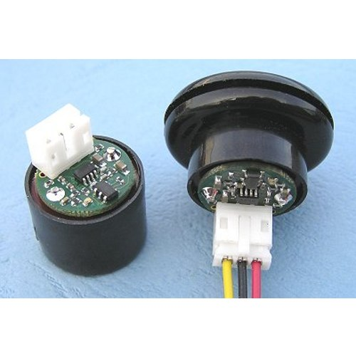 SRF01 - Worlds Smallest Single Transducer Ultrasonic Ranger