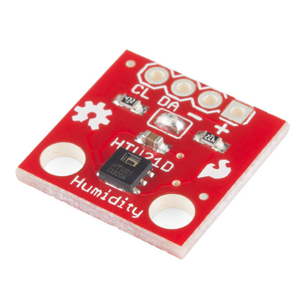 HTU21D Humidity Sensor Breakout