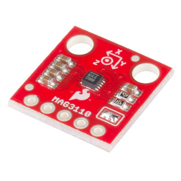 3-Achsen Magnetometer Breakout - MAG3110