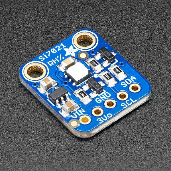 Adafruit Si7021 Temperatur & Luftfeuchte Sensor Breakout Board