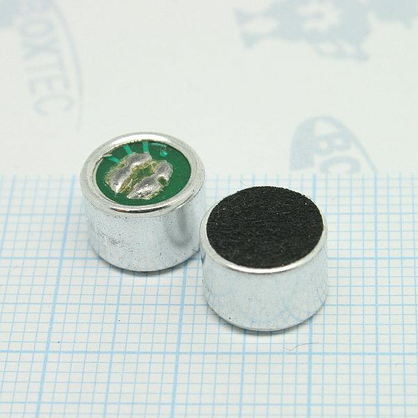 Elektret Mikrofon Sensor - SMD 10mm