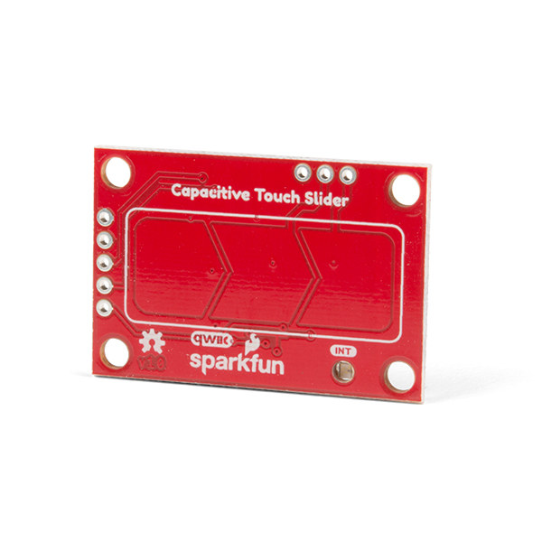 Capacitive Touch Slider - CAP1203 (Qwiic)