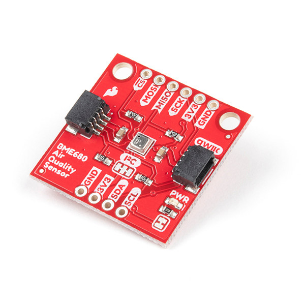 Environmental Sensor Breakout - BME680 (Qwiic)