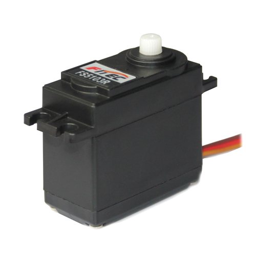 Fitec FS5103R 360° Robot Servo (JR interface)