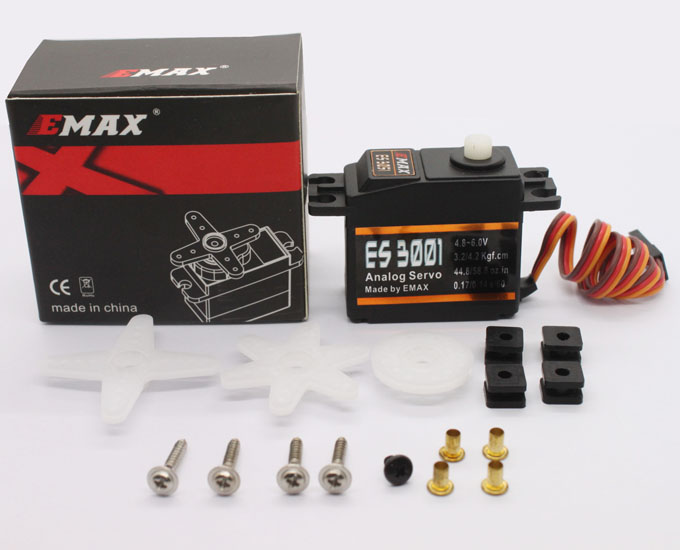 EMAX ES3001 Analog Servo 43g