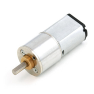 Mini Metal Gearmotor 100:1