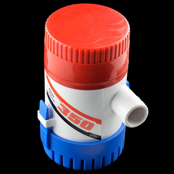 Liquid Pump - 350GPH (12V)