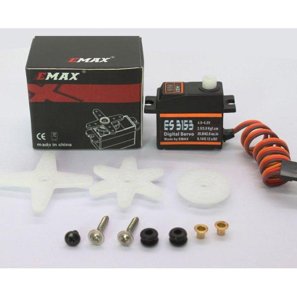 EMAX ES3153 Digital Servo 17g