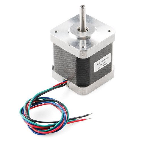 Stepper Motor - 68 oz-in (400 steps/rev)
