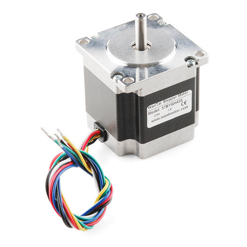 Stepper Motor - 125 oz-in (200 steps/rev)