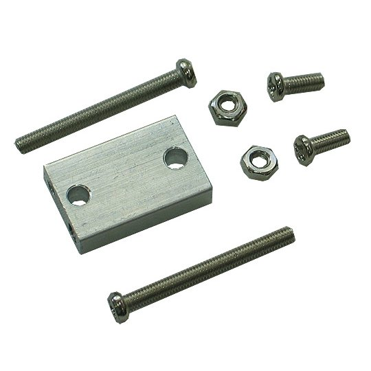 Gear Motor Assembly Kit for MG-6-48