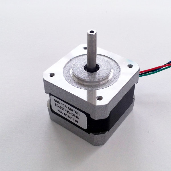 Stepper Motor 12V with Cable