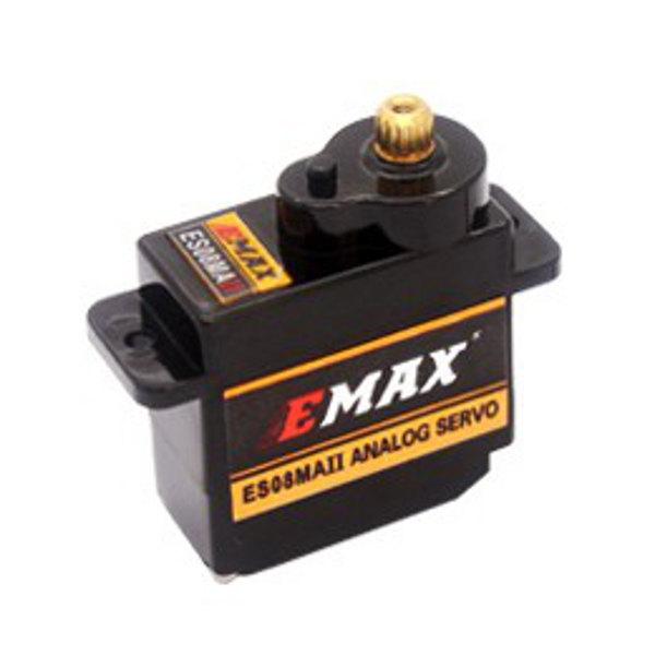 EMAX ES08MA-II Analog Metall Servo 12g