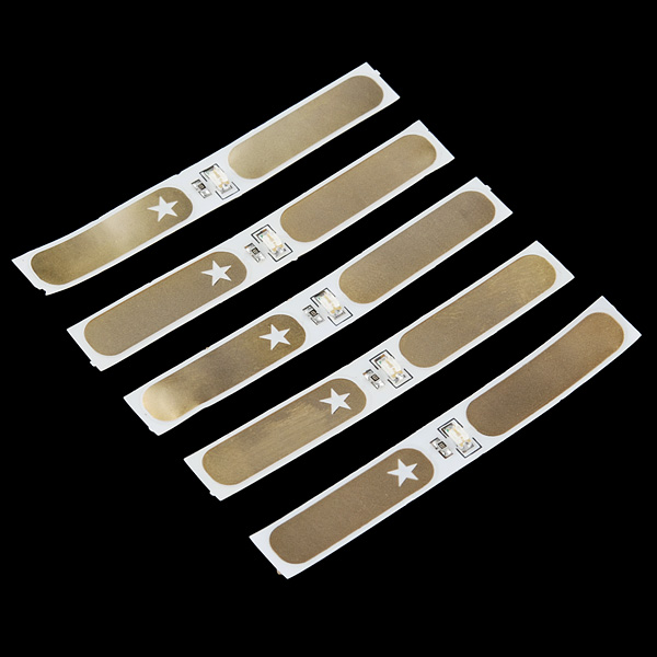 StarBoard Flexibler LED Streifen - weiss (5 Pack)